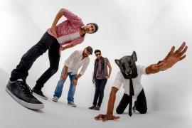 Carl & The Reda MAfia - Rock Band - United Arab Emirates