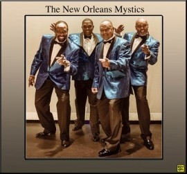 The New Orleans Mystics - Tribute Act Group - United States, Mississippi