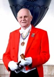 Peter York  -  Professional Toastmaster / Master of Ceremonies  -  Civil Celebrant - Speaker/Toast Master - Andover, South West