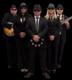 The Bluze Brutherz Band - Blues Brothers Tribute Band - Marbella, Spain