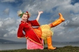 Fizz Whizz Pop Magic & Entertainment - Children's / Kid's Magician - Belfast Ulster, Munster