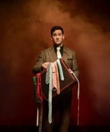 Rubén Vilagrand - Comedy Cabaret Magician - Europe, Spain