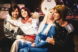 Waterloo Live ABBA Tribute - Abba Tribute Band - Shrewsbury, Midlands