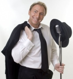 JOE SWING: Rat Pack Singer and Magician Show - Rat Pack Tribute Act - Canterbury, South East