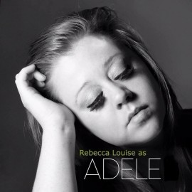 Rebecca Louise as Adele - Adele Tribute Act - Cardiff, Wales