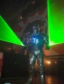T8 Robotics & Laser show - Other Speciality Act - Valletta, Malta