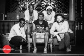 Technical image  - African Band - South Africa, Gauteng