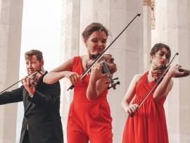 TNT string trio - Violinist - Kyiv, Ukraine