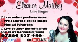 Eleanor Mattley - Female Singer - Leicester, East Midlands