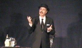 PASQUALE! Italy's Greatest(??) Magician..in America - Comedy Cabaret Magician - Fort Lauderdale, Florida
