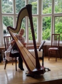 Meredith McCracken - Harpist - Worcester, West Midlands