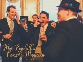 Magician Max Rendall - Comedy Cabaret Magician - Fulham, London