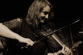 The Barefoot Fiddler - Violinist - Nashville, Tennessee
