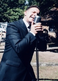 Steve Conway vintage style vocalist  - Male Singer - Hampshire , South East