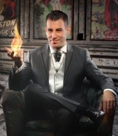 Tristan Magic - Other Magic & Illusion Act - Greece, Greece
