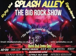 SPLASH ALLEY image