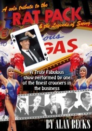 Alan Becks - Tribute to the Rat Pack - Rat Pack Tribute Act - West Yorkshire, Yorkshire and the Humber