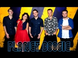 Planet Boogie  - Cover Band - bucharest, Romania
