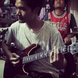 Mangsianlal - Electric Guitarist - Churachandpur, India