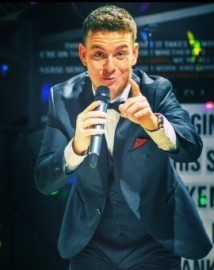 FrankieMack | Swing & Rat Pack Tribute Artist - Rat Pack Tribute Act - Leith, Scotland