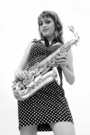 Magda- Female saxophone player/singer/violin player - Female Singer - Poland, Poland