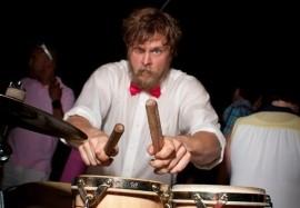 Robert Powell aka 'Bongo Bobby' - Drummer - Prince William, Virginia
