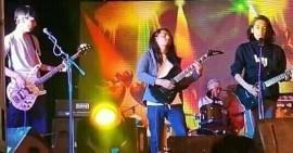 Singer - Rock Band - Khar Danda, India