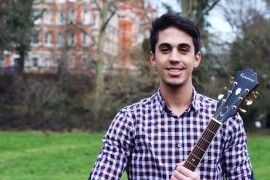 Marios Panayi - Guitar Singer - United Kingdom, London
