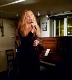 Maria Fosnes - Female Singer - Trondheim, Norway