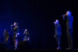 Cluster - A Cappella Group - Italy, Italy