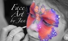 Face Art by Jan - Face Painter - Caldwell, New Jersey