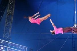 Duo Gerasymenko Natalia and Aleksandr - Aerialist / Acrobat - Kiev, Ukraine