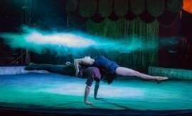 Lovely day - Acrobalance / Adagio / Hand to Hand Act - Kyiv, Ukraine