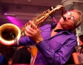 Casey Greene the Solo Sax Man image