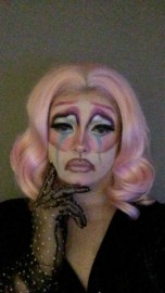 Angelica Abaddon  - Drag Queen Act - Margate, South East