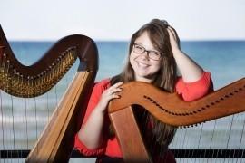 Lillian Reasor - Harpist - Chicago, Illinois