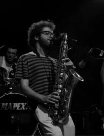 Marco Marotta - Saxophonist - London