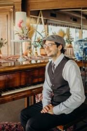 Eduardo Cavalcante  Berigo - Pianist / Keyboardist - São Roque, Brazil