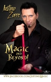 Justino Zoppe  - Stage Illusionist - USA, Florida