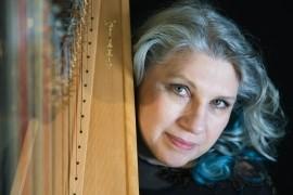 Cherie Gullerud/Grandma Mermaid - Harpist - Corvallis, Oregon