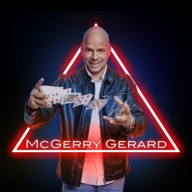 McGerry Gerard - Stage Illusionist -
