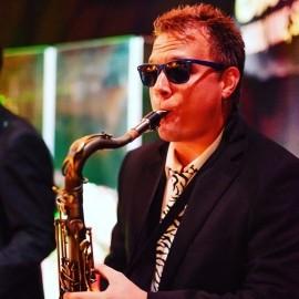 James Blackburn - Saxophonist - Huntington Beach, California