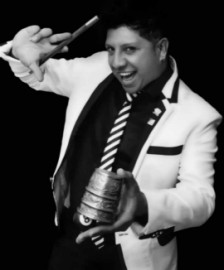 Alberto De Herrera. A Magician Hollywood Style - Stage Illusionist - New York City, New York