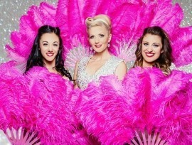 Cabaret Femme Fatale  - Other Tribute Act - United kingdom, East of England