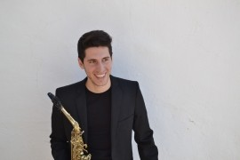 Carlos Montesinos Parra - Saxophonist - Ibi, Spain