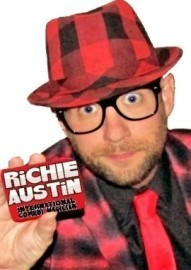 Richie Austin - Comedy Cabaret Magician - east sussex, South East
