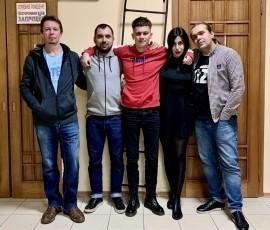 Vladyslav Shvets - Function / Party Band - Kiev, Ukraine