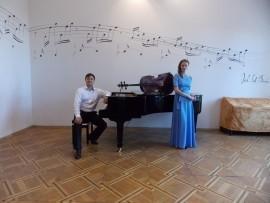 Duo Wind on Strings - Cellist - Kiev, Ukraine