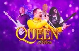 Queen Alive - Queen Tribute Band - Queen Tribute Band - Birmingham, West Midlands