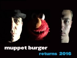 Muppet Burger  - Duo - Morgan Hill, California